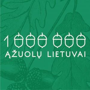 Milijonas_azuolu_Lietuvai