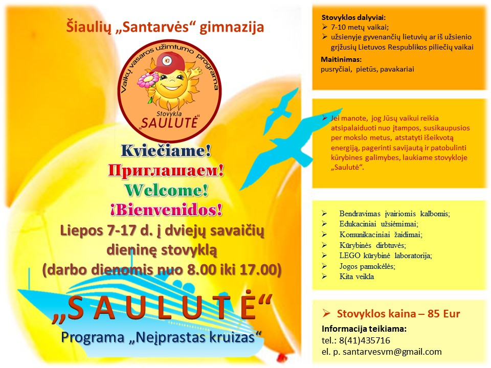 Saulutė-20