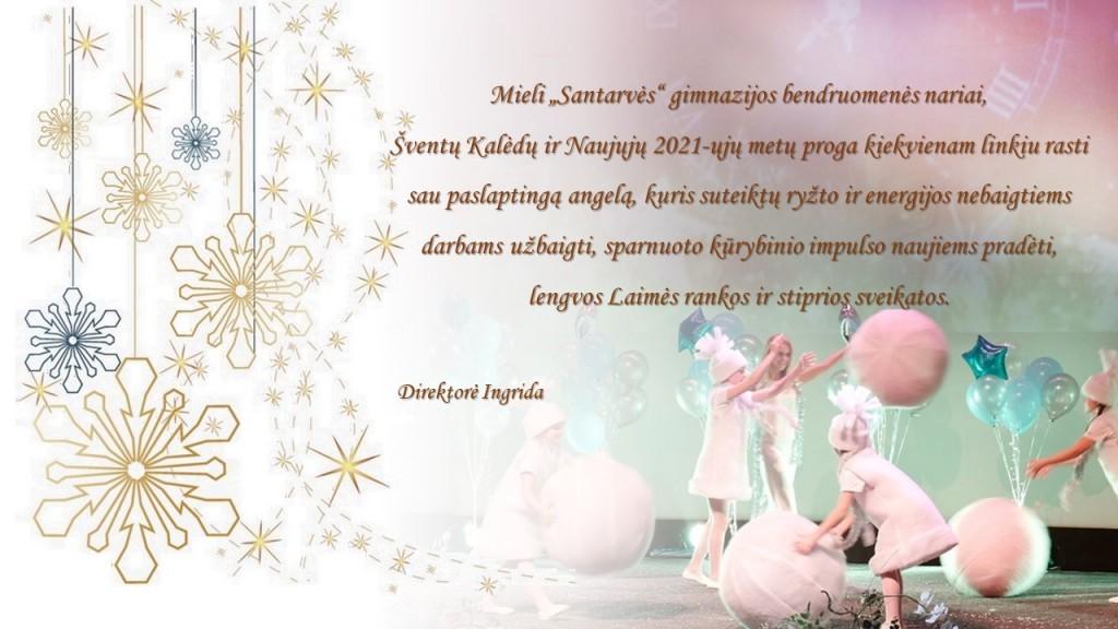 Su Kalėdom 2020