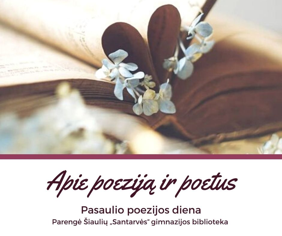 Pasaulinė poezijos diena